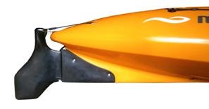 New 390 rudder (594)